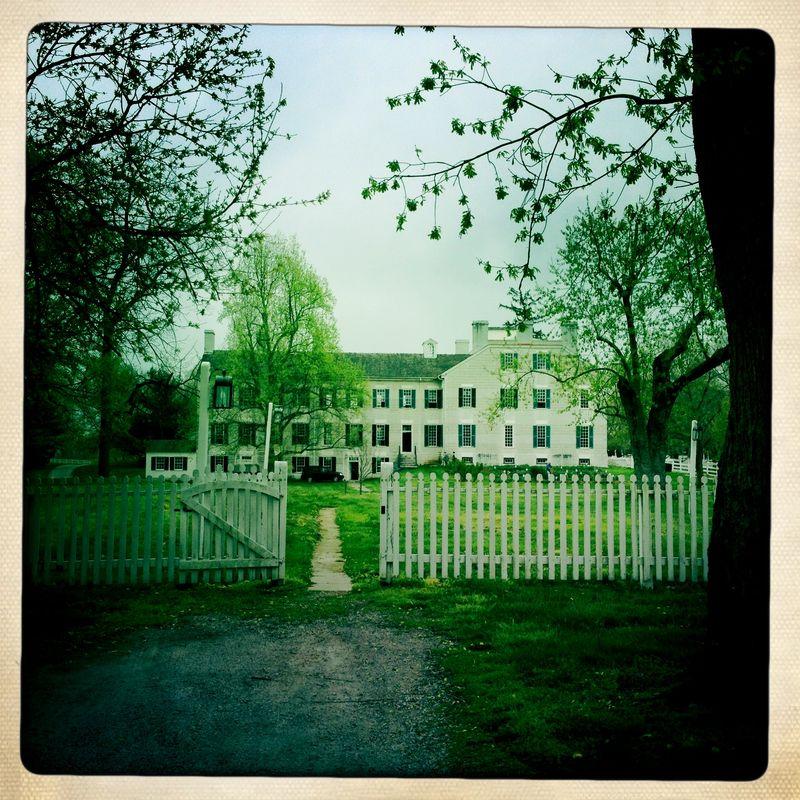 Trustees house vintage