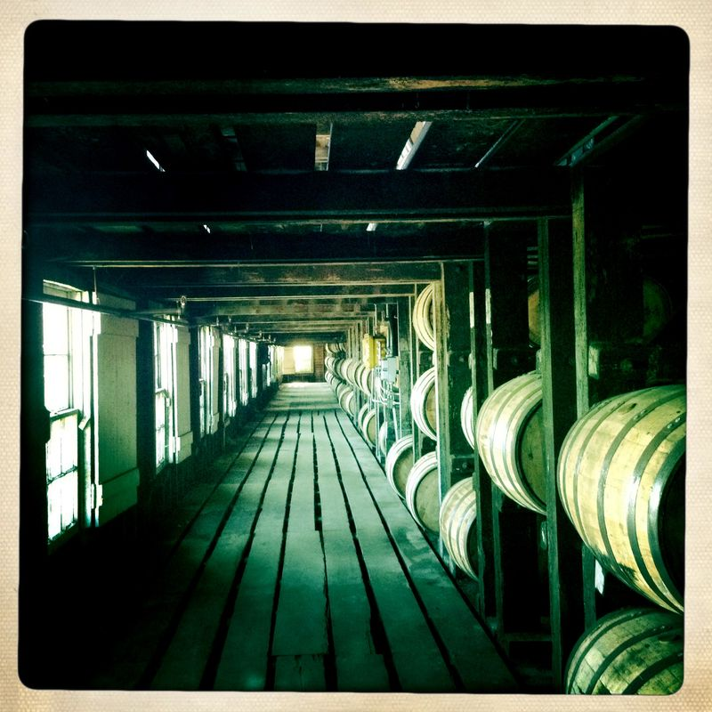 Wild turkey warehouse