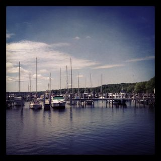 Northport harbor
