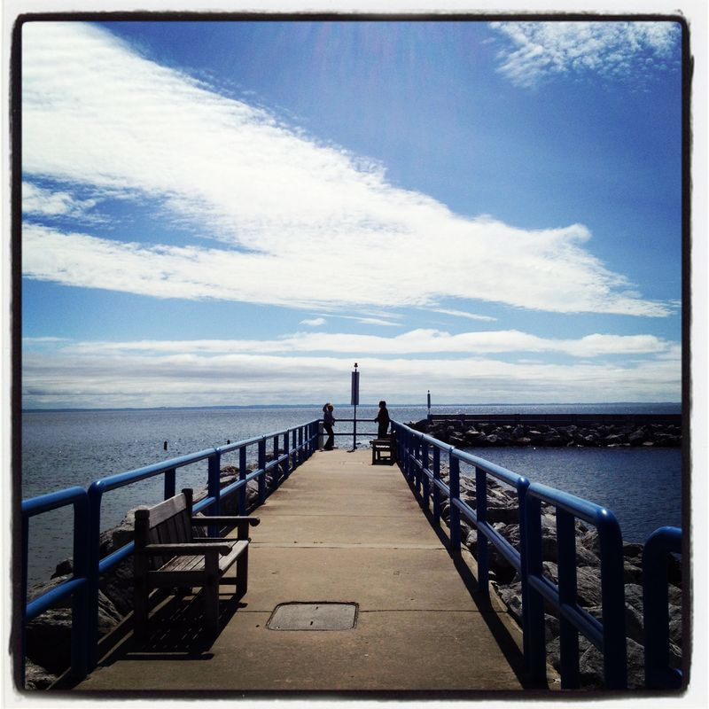 Northport pier